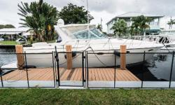 """Price Reduction:Lowest Priced 35 Tiara in the US 'Lil Hud' is a great option for an affordable, diesel family cruiser. She has impressive accommodations for a 35-footer (due to a 13'9"""" beam) and is in above average condition for a boat of her"""