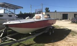 GREAT DEAL! 1995 VIP Boats 21' Center Console Financing Available!!! In Stock and super clean!! Clean Consignment! Great boat for inshore and nearshore fishing with all new Tires, hubs, and Mercury Was recently gone through in 2014! Nominal