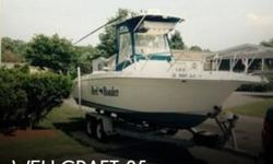 Actual Location: Millsboro, DE - Stock #086181 - If you are in the market for a fishing, look no further than this 1995 Wellcraft 238 Center Console, just reduced to $15,500 (offers encouraged).This boat is located in Millsboro, Delaware and is in great