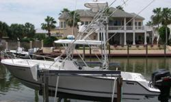 1996 Mako 282 Suzuki 4Strokes Twin 2005 200hp Suzuki 4-strokes with 480 hrs, trailer, tower, fish boxes, GPS, depth sounder, radar, stereo, outriggers, live well, trailer, much more. This boat is in nice condition with newer engines, electronics, paint,
