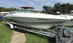 1996 Baja 272 500HP MOTOR UPGRADE !! Awesome Boat !! This boat needs nothing!!! Except a happy home!! Beam: 8 ft. 4 in. Stock number: B5721