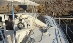 Wonderful value in a fast cruising catamaran. Well equipped and stable yet fast. Plenty of usable deck space to sail and enjoy the water. Twin diesels for a very maneuverable boat around the dock.  Nominal Length: 36' Engine(s): Fuel Type: Other