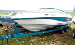 REDUCED PRICE! Engine(s): Fuel Type: Other Engine Type: Stern Drive - I/O Quantity: 1