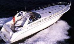 (LOCATION: Cocoa Beach FL) This Sea Ray 500 Sundancer is designed to be the ultimate day cruiser with lots of room and power while providing luxurious accommodations for overnight and weekend getaways. A 2007 renovation brought this Sundancer into the