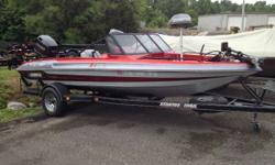 Hard to find Fish and Ski! We have a real nice Stratos F/S here. Well taken care of. The gel coat looks really good and shines. This would be a great family boat and also can fulfill your fishing needs. Engine(s): Fuel Type: Gas Engine Type: Other