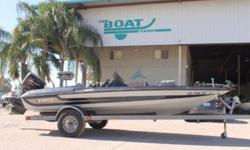 1996 Stratos 278 ? 1996 Stratos Trail Galvanized Boat Trailer ? 1996 Johnson 115 Fast Strike This Stratos is a great well equipped bass boat in great condition. The 115 Johnson is a solid motor. This boat will get you in all the shallow water spots where