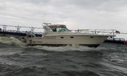 New Listing! Beautiful, well taken care of FRESH WATER ONLY. 2016 fresh water pumps, new refrigerator. 2016-2017 all new upholstery, 2017 cleaned out the air conditioner lines and new air conditioner main cabin. 2018 fish well pump