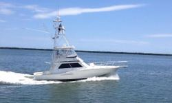 Motivated Seller - Bring all reasonable offers. This 43' Viking has a luxurious interior with upgraded bedding and soft goods throughout,upgraded interior & exterior stereo system, interior/exterior LED lighting, underwater lights ..Satellite TV
