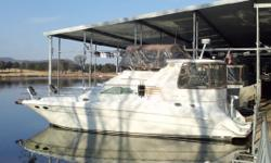 1997 Sea Ray 420 Aft Cabin Call owner Logan at 724-263-1163. Sea Ray 420 Aft Cabin Freshwater Boat. Approx 650 hrs on twin 454 MPI engines. Approx. 1200 hrs on Westerbeke 8.5 kw generator. Battery Charger. New batteries. Fresh oil in everything. New sea