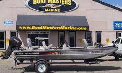 1997 Bass Tracker Pro Team 17 Stock number: USED-1261