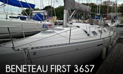 Actual Location: Fort Worth, TX - Stock #095255 - If you are in the market for a cruiser sailboat, look no further than this 1997 Beneteau First 36s7, just reduced to $69,350.This vessel is located in Fort Worth, Texas and is in great condition. She is