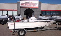 SALE PENDING 1997 Boston Whaler Dauntless 15 1997 Boston Whaler Dauntless 15: Mercury 75 ELPTO Flip Flop Cooler Seat Cooler Seat In Front Of Console Rear Padded Deck With Seat Backs Full Instrumentation Front Casting Deck w/ Removable Seat Pad Stainless