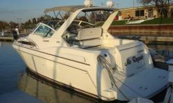 1996 Carver Yachts 310 Mid Cabin Express 1996 Carver Yachts 310 Mid Cabin Express model in great condition Equipped with 275hp Twin 5.7 Liter V8 IO Volvo Penta motors with V-Drives Currently with 491 hours on them! Comes Equipped with.- - A Standard