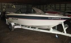275 hp EFI with 681 hours Nominal Length: 20' Stock number: N/A