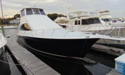 NEW TO MARKEt      .REDUCED $40,000 & MOTIVATED  $369,000 New CAT Generator (24 hours) (2016) 4 New Aqua Air A/C Units (2016) Bow & Stern Thrusters  New Teak Cockpit overing board (2016) New Carpet Throughout (2016) New Northstar