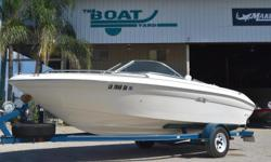 1997 Sea Ray 185, Stock: 84661997 Sea Ray 185 merCruiser Alpha One****EXCELLENT FINANCING AVAILABLE!****Immaculate condition, garage kept its whole life. Never seen saltwater.Great condition, hull and motor wise.Contact Seth for more information:Call:
