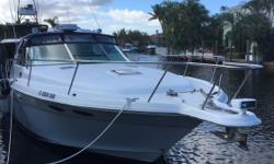 MOTIVATED SELLER.....JUST REDUCED 10K! With only 525 original hours, this has to be the lowest hour diesel 370EC available. Her cockpit has been modernized with new custom upholstery and dash surrounds. She has new canvas along with a new stainless steel