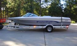 Call owner John @ 205-368-2687 or email jdswp@aol.com  1998 Sammy Duvall special edition, only 290 hours, teak platform,cover, trailer, new tires, new battery. This boat is in almost perfect condition, serviced by Mastercraft dealer yearly, always
