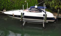 Description Please contact Alex Wilkes to make an appointment! Key Features This Sunseeker Hawk is priced to sell and she is well below market value. The current owner bought her with the house and has no use for her. She needs to go! She is equipped with