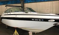 This Is a well maintained 1998 Cobalt 272BR, in fantastic condition! The boat has LOTS of space for you and your family to enjoy the lake. With a Volvo 7.4 GI 310 HP engine, this boat has plenty of power to take on any lake conditions. Features include: