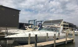 Very clean, well taken care of diesel cruiser. Needs nothing. Generator, autopilot, radar and GPS. Trades considered. Engine(s): Fuel Type: Diesel Engine Type: Inboard Quantity: 2