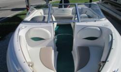 1998 Fourwinns 17 QX Evinrude 130hp This open bow Four Winns boat package is in excellent condition and water ready! The boat package includes a mooring cover, ski tow bar, Evinrude 130hp engine and a custom drive on trailer! Very clean boat and priced to