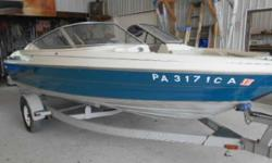WE WILL INSTALL A 2014 60HP FOURS STROKE ON THIS 1998 MAXUM. BOAT LOOKS GOOD, HAS A COVER, TRAILER INCLUDED. VERY DEPENDABLE ENGINE. 1 YR WARRANTY ON ENGINE INCLUDED NO CHARGE ALSO. Engine(s): Fuel Type: Other Engine Type: Outboard Quantity: 1
