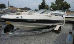 1998 Regal 1700 LSR Fish and Ski ready 1998 Regal 1700 LSR with 2011 Volvo 3.0 Engine and Outdrive. 140 Horsepower. - Regal 1700 LSR BOAT SOLD AS IS WITH TRAILER Motor Runs needs new starter Stock number: 5132