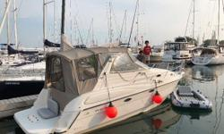 1998 Regal Marine Commodore 2760 The Regal 2760 Commodore is one of the better built boats in her class The stepped hull improves performance by ventilating the bottom for a much superior ride The spacious midcabin floor plan provides sleeping for six