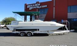 1998 Rinker Flotilla 24 Payments as low as $146 / mo. * With family-friendly features and an unbelievable value, the Rinker Flotilla 24 is a great option. With a standard walk-through transom and head-turning designs give you everything you need to get