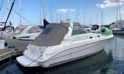 This 33 is in excellent condition, about 600 hours, the interior and cockpit will impress you. Sellers moving up in size and looking for someone new to take care of it. Call today. Trades considered. Engine(s): Fuel Type: Gas Engine Type: Inboard