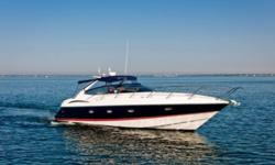 1998 44' SunSeeker Camargue -- Well Maintained Vessel with Low Hours on CAT DieselsSpacious 2 Stateroom + 2 Head Layout*****Shows Like a Much Newer Vessel Inside & Out. Will Not Last at This Aggressive Price Point*****Manufacturer Provided DescriptionThe