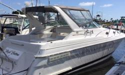 (LOCATION: Crystal River FL) The Wellcraft 3600 Martinique is a full-featured family cruiser with style, comfortable accommodations, and performance. She features a large open cockpit for day cruising and a spacious mid-cabin interior for overnight and