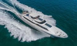 "Featured in the latest Matthew McConaughey film, ""White Boy Rick""   MISS DIRECTION is a privately operated yacht with full-time captain and crew. She offers a spacious, 5 cabin layout that would make her a successful charter vessel."