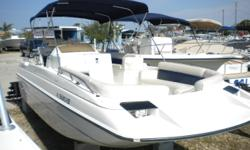 Length:24ft.0in.Draft:0ft.10in.PropulsionType:OutboardHullMaterial:Fiberglass Extras1999 Harris-Kayot catamaran deck boat with a Yamaha 225 V-Max. This is a one of the nicest riding