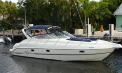 Description Smaller trades considered (26 28 Cuddy Outboard) Italian luxury and craftsmanship is just the beginning. With over 1100 units already built the Zaffiro 34 doesnt fear the passing of time. Exceptional seakeeping ability great utilization of