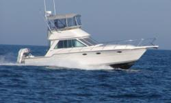 FRESHWATER!!! GENERATOR!!! AUTOPILOT!!! MINT CONDITION!!! TRADES CONSIDERED!!!    If a 36 Tiara Convertible is in your future, LOOK NO FURTHER. This boat has been given nothing short of the best of care an owner can give. She has a