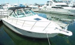 1993 Tiara 29 Open Call owner Ron at 847-875-8050. Freshwater only, Total of 528 hours on engines, Twin Crusader 350cu in engines, Furuno gps, sonar and radar with overlay, New canvas, Professionally maintained, Stored indoors. Very clean condition.