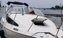 1999 Bayliner 2655 ciera cruiser Sunbridge (SC) 1999 Bayliner 2655 Ciera cruiser Sunbridge (SC) model in great condition 28 feet in overall length Sleeps 4 comfortably within as well! Very clean and well maintained Equipped with 250hp Twin IO MerCruiser