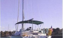 HUGE PRICE REDUCTION! LOWEST PRICED 366 CC ON THE PLANET! Very popular Beneteau Oceanis 366 Center Cockpit with air conditioning and generator. Very few on the market. People really like them. This is a one owner boat, lovingly cared