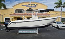 1999 Boston Whaler 260 Outrage Center Console, Marine Connection: South Florida's #1 Boat Dealer! Cobia, Hurricane, Sailfish Pathfinder, Sportsman, Bulls Bay, Rinker & Sweetwater new boats plus the largest selection of pre-owned boats. View full details