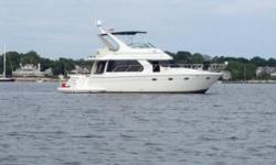 """NORTHERN TREASURE"" IS A LIGHTLY USED CARVER 450 VOYAGER PILOTHOUSE THAT HAS JUST ARRIVED FROM MONTAUK,NY AND IS LOCATED AT THE OWNER'S DOCK BEHIND THEIR HOME IN CLEARWATER BEACH , FL. FOLLOWING ARRIVAL IT HAS BEEN FULLY DETAILED AND AWAITS YOUR"