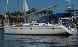 Serious offshore cruiser, Fast racing vessel, comfortable live-aboard, exciting day sailor or weekender ( see history in full specs) 2 double cabins 2 heads w/showers Large Master suite aft w/ centerline queen Guest double forward en-suite