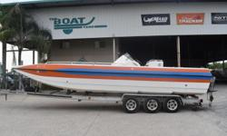1999 Cobra 31 Predator, MAKE AN OFFERCall or Text or Jarred 504-201-5159 Email: boatyardjarred@gmail.com1999 Cobra 31**ULTIMATE FISHING BEAST** **THE PERFECT PROJECT BOAT** **READY FOR REPOWER**Stock # 90001999 Cobra Predator 31 NO MOTORS 1999 Fast Load