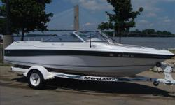 Sweet little boat. She was owned by a nice jolly gentleman that loves his toys. Mama didn't want to trade her but daddy said we need a boat for the new puppy. So here is one clean , well maintained fun ride. thanks, John Archer 1 800 357 7096 Engine(s):