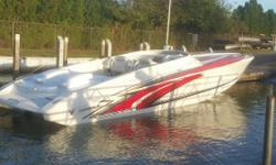 UNIQUE OPPORTUNITY ON THIS 1999 FORMULA 382 FASTech F2 RACE / POKER RUN SET-UP -- PLEASE SEE FULL SPECS FOR COMPLETE LISTING DETAILS. LOW INTEREST EXTENDED TERM FINANCING AVAILABLE -- CALL OR EMAIL OUR SALES OFFICE FOR DETAILS. Features Twin MerCruiser