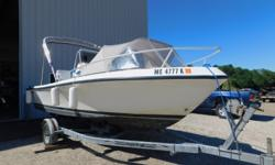 1999 Mako 191 Center Concole This 1999 Mako 191 Center Console just arrived and will not stay long. The perfect vessel for all your fishing and day tripping adventures! The 191 CC comes equipped with fish finder and depth sounder. Keep the family cool and