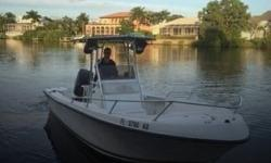 Actual Location: Fort Myers, FL - Stock #100360 - A fishing boat that is big enough for the family to enjoy!This is a brand new listing, just on the market this week. Please submit all reasonable offers.At POP Yachts, we will always provide you with a
