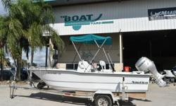 1999 Nautico 18 Contact Logan ? 1999 Seagull Nautico 18' cat ? Honda four stroke ? 1998 Single axle trailer A great inshore catamaran for cruising the bays. Just throw your trolling motor on and go Stock number: 7963