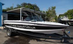 This Nautique Pro Air is loaded out and  is in absolutely incredible shape for its age. It does have around 600 hours on it but as you can tell the one owner before hand really took great care of the boat. It runs like the american dream and is ready